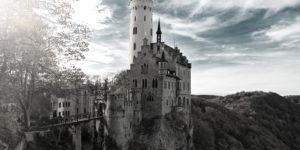 Freie Fotografie - Schloss Lichtenstein